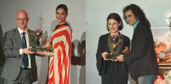 Deepika Padukone and Imtiaz Ali honoured at first Volare Awards