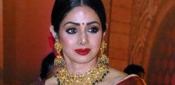 பிரபல பாலிவுட் நடிகை ஸ்ரீதேவி 54 வயதில் காலமானார்