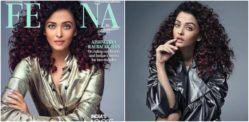 Aishwarya Rai in Glamorous Red Curls for Femina Photoshoot