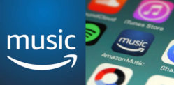 Amazon launches new Amazon Music streaming service in India