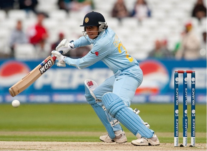 Anjum Chopra Female Cricketers