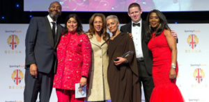 The British Ethnic Diversity Sports Awards 2018