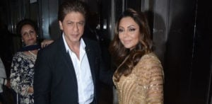 Gauri Khan dedicates her First Award to husband SRK