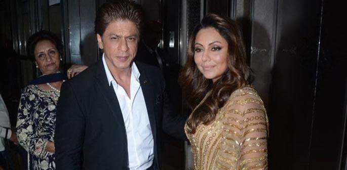 Gauri Khan dedicates her First Award to husband SRK