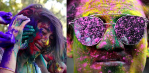 Photos of Holi 2018 Celebrations from India & Around the World