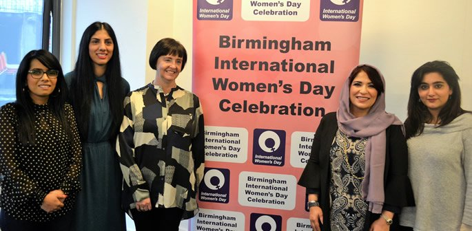 Abda Khan's IWD 2018 Talk examines Cultural Honour & Gender Inequality