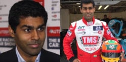 Karun Chandhok talks F1 and Passion for Racing