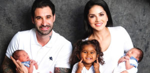 Sunny Leone & Daniel Weber blessed with Twin Boys via Surrogacy