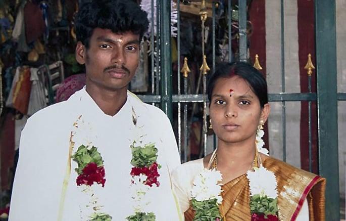 V Shankar and Kaushalya inter-caste marriages