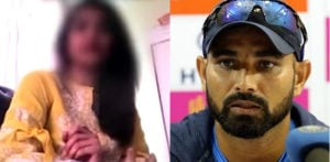 "Alishba met Mohd. Shami and Wife says She shared ""his bed"""