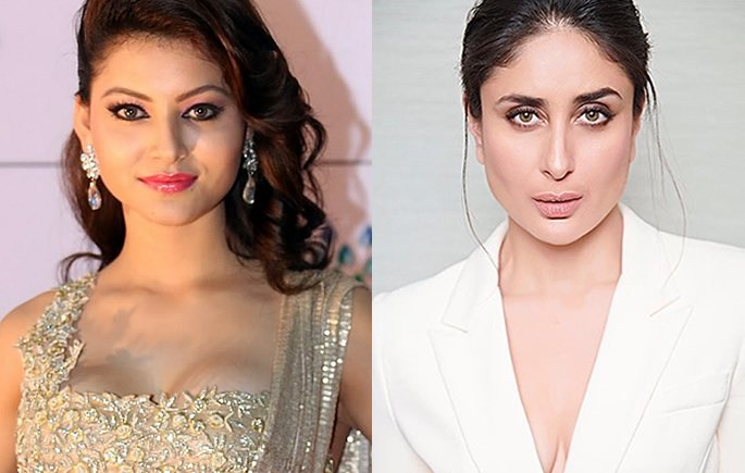 bollywood actresses height age urvashi kareena kapoor