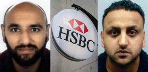 Two HSBC Bank Workers jailed for Stealing over £220,000