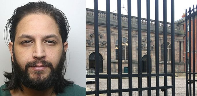 "Jealous Brute jailed for Beating Epileptic woman to ""feel like a man"""