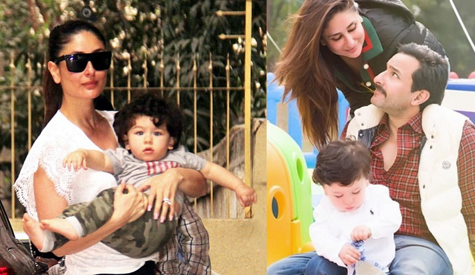 Kareena unhappy about Taimur becoming Internet sensation