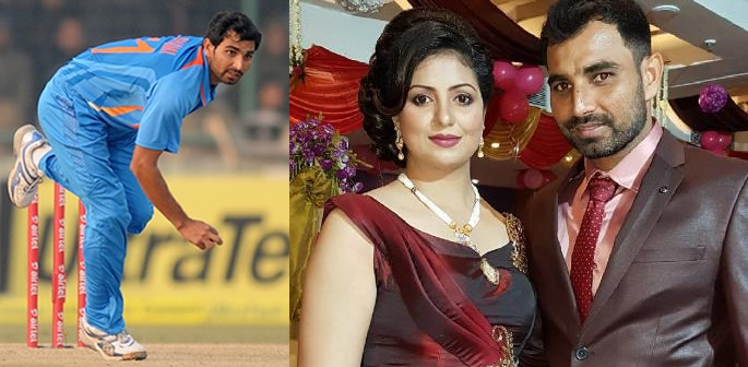 Cricketer Mohd. Shami accused of Cheating and Torture by Wife