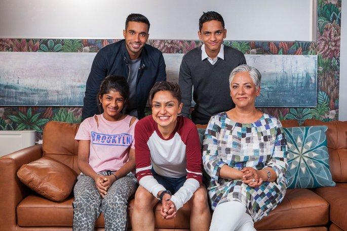 Desi families