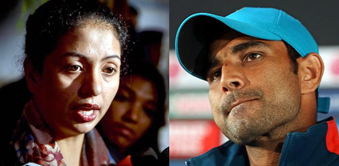 Wife says Mohd. Shami involved in Sex Racket and Match Fixing