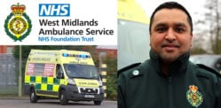 How Asians can find a Fulfilling Career with West Midlands Ambulance Service