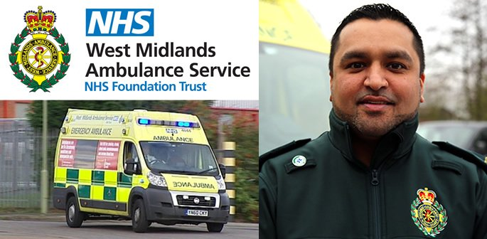 How Asians can find a Fulfilling Career with West Midlands Ambulance Services