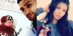 Amir Khan and Faryal Makhdoom welcome Baby Alayna