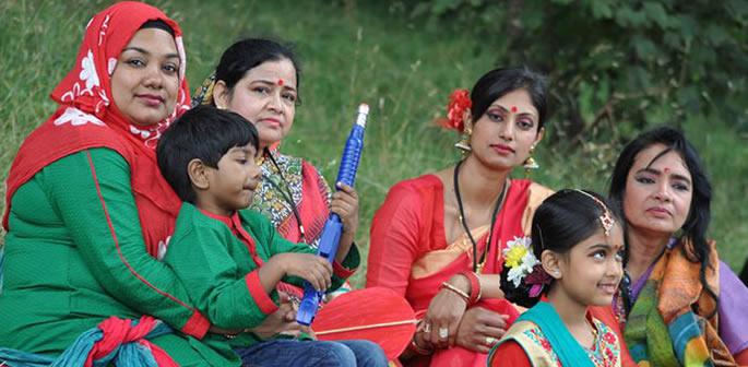 Bangla New Year: Pohela Boishakh at Birmingham Town Hall