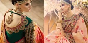 Exquisite Bridal Sarees for Your Wedding Day