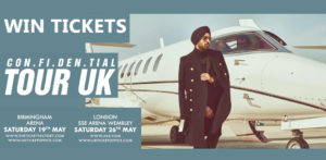 Win Tickets to see Diljit Dosanjh Live in the UK