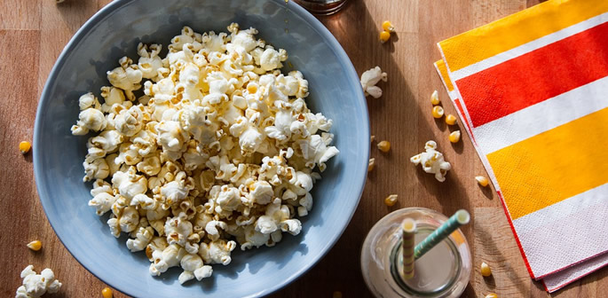 7 Easy to Make Popcorn Recipes