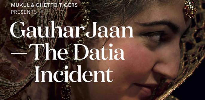 Gauhar Jaan - The Data Incident