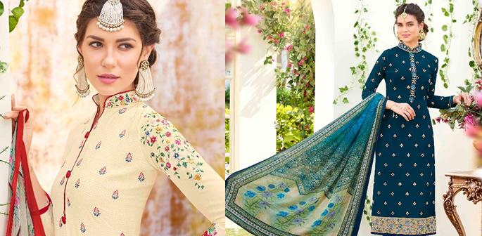 Gorgeous Hazel Salwar Suit Designs