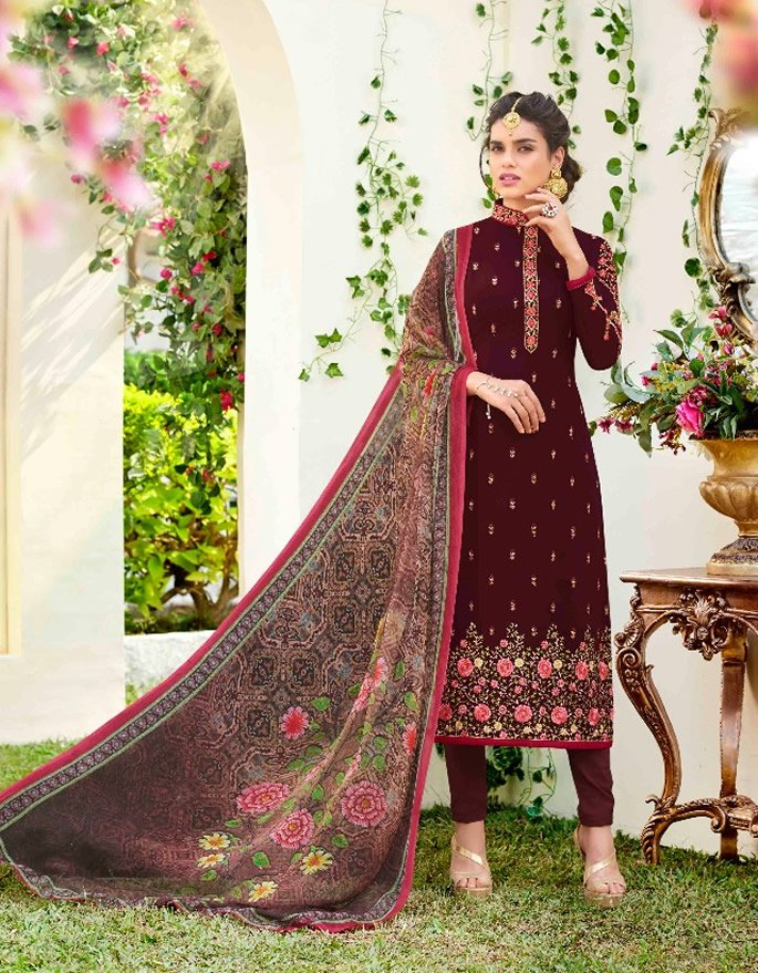 Gorgeous Hazel Salwar Suit Designs