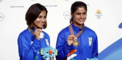 India bag Golds for Weightlifting and Shooting at CWG 2018