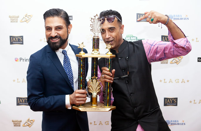 Leicester Asian Glitz Awards 2018