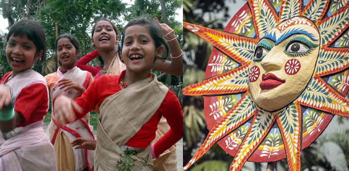 Indian New Year festivities across Different Regions