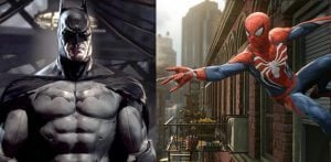 Top Superhero Video Games