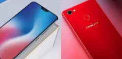 Vivo V9 vs Oppo F7: Which is Better?