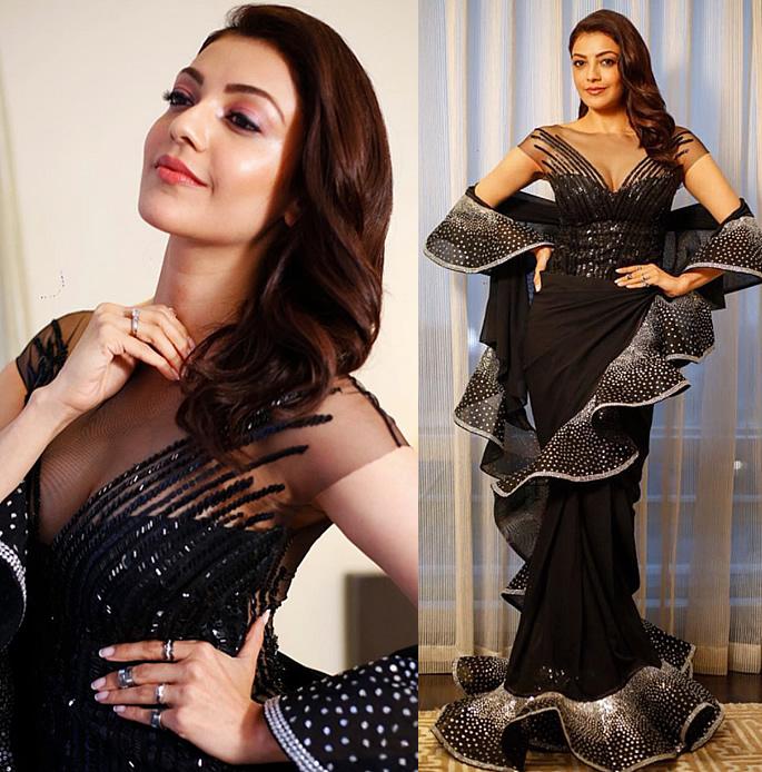 Zee Apsara Awards 2018 - kajjal