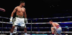 Amir Khan demolishes Phil Lo Greco within First Minute