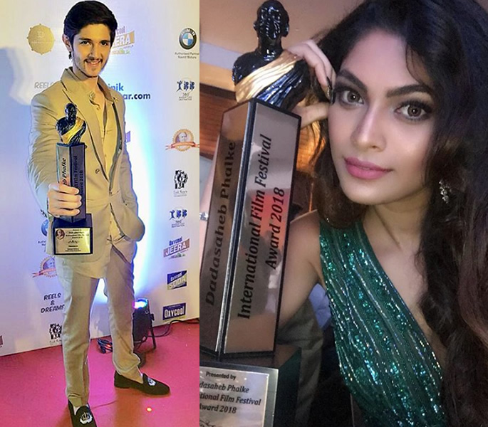 awards - Dadasaheb Phalke Excellence Awards 2018