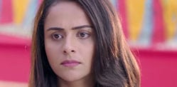 Prachi Tehlan Bitten by a Dog on the Sets of Ikyawann