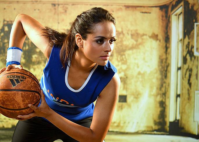 prachi tehlan basketball