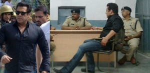 Salman khan jail cell