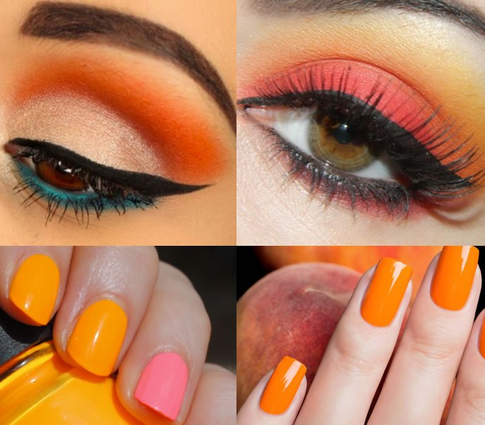 summer 2018 beauty - brights