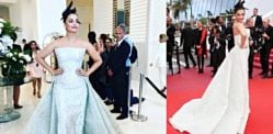 Aishwarya Rai revives Fairytale Magic at Cannes 2018