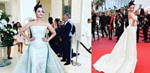 Aishwarya Rai is a Timeless Beauty at Cannes 2018