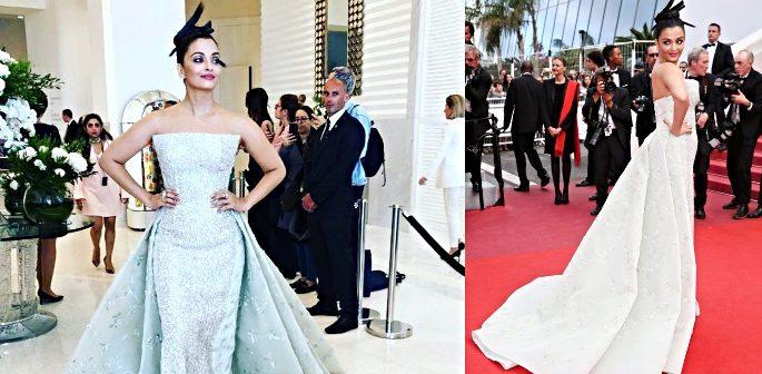 Aishwarya Rai is a Timeless Beauty at Cannes 2018