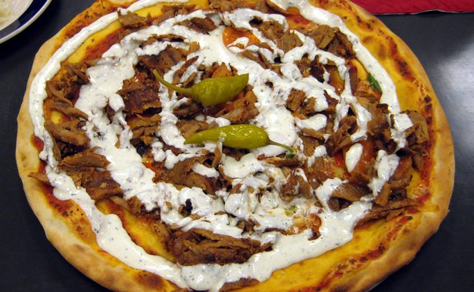 Desi Pizza Recipes