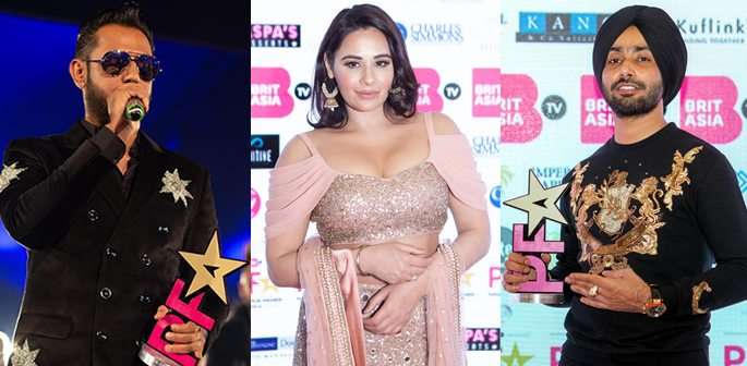 BritAsia TV's Punjabi Film Awards 2018: Winners