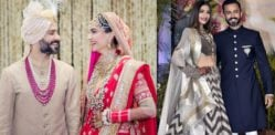 Sonam Kapoor and Anand Ahuja Wedding – See Pictures!