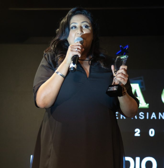 Sukhminder-Kaur-Plus-Size-Award-Presenter-Speech